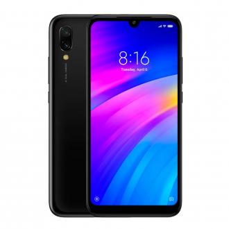 Celular Xiaomi REDMI 7 DE 32 GB NEGRO