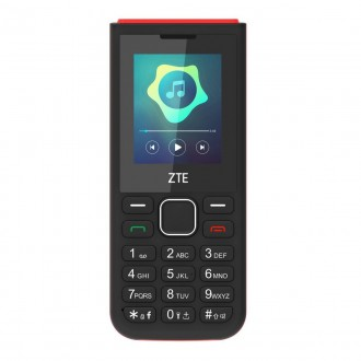 Celular ZTE  R570  ROJO