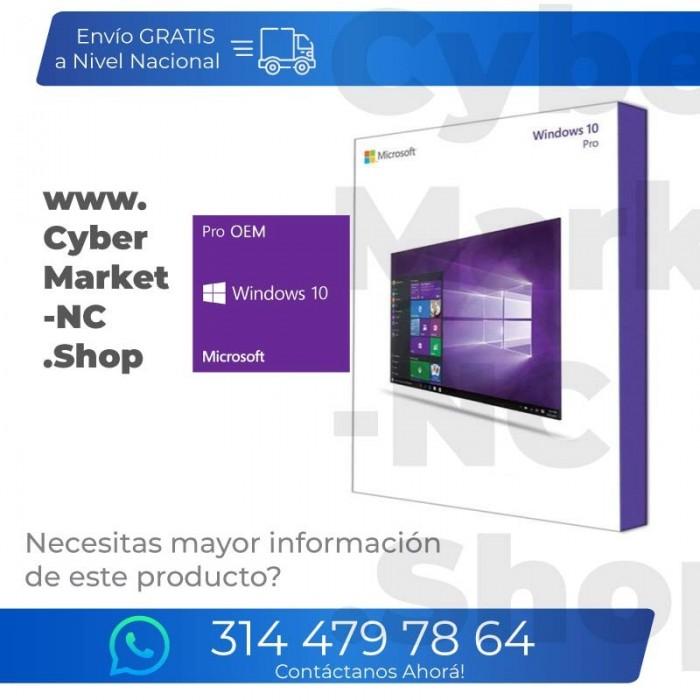 Compra licencia Windows  10 para Computador  – TIENDA DE TECNOLOGIA