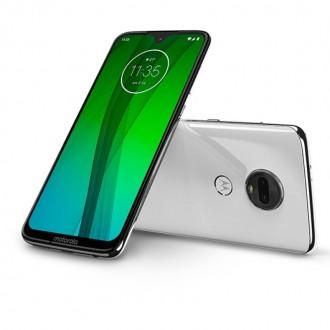Celular Moto G7 4/64GB 7th GenerationXT1962-4 Clear White